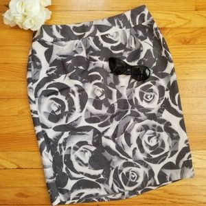 Banana Republic Rose Skirt